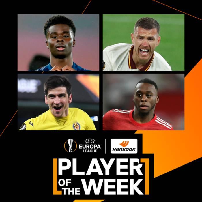 Претенденты на звание лучшего игрока недели Лиги Европы / twitter.com/europaleague