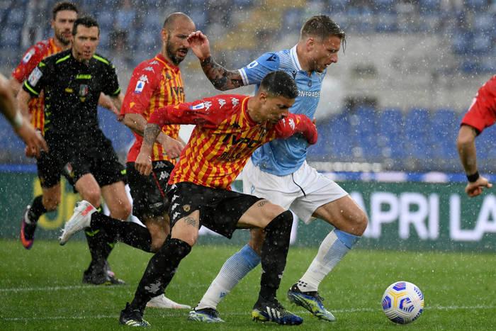 Лацио обыграл Беневенто