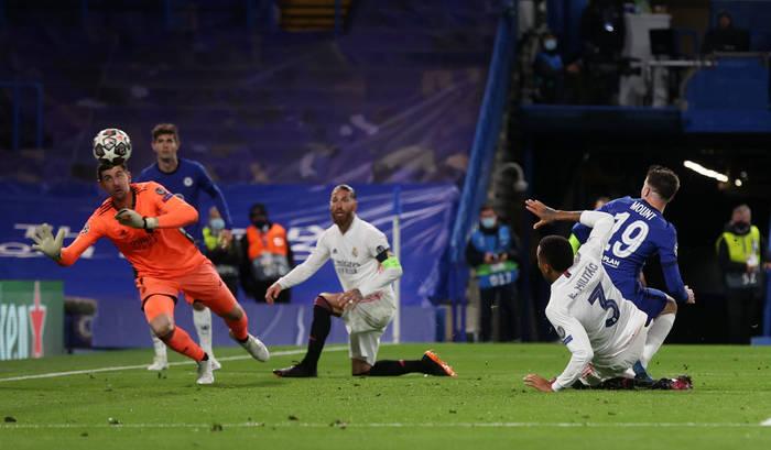 Челси обыграл Реал и вышел в финал Лиги чемпионов