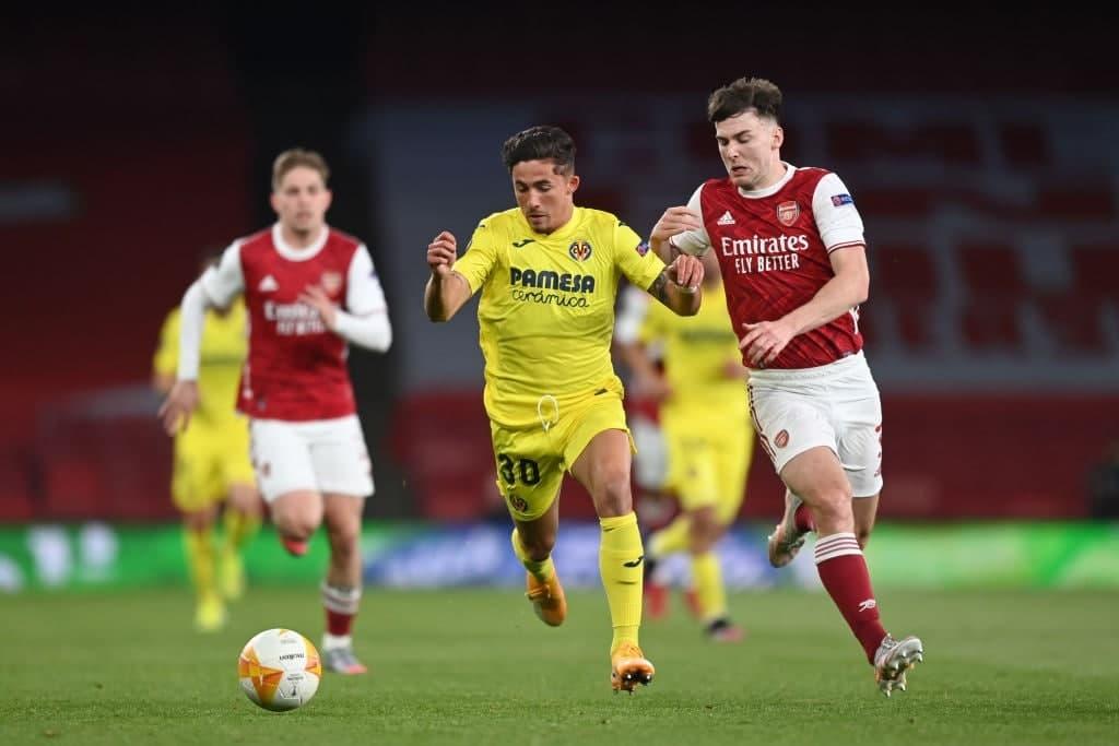 Вильярреал расписал ничью с Арсеналом, но прошел в финал Лиги Европы