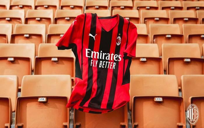 Новая форма Милана
