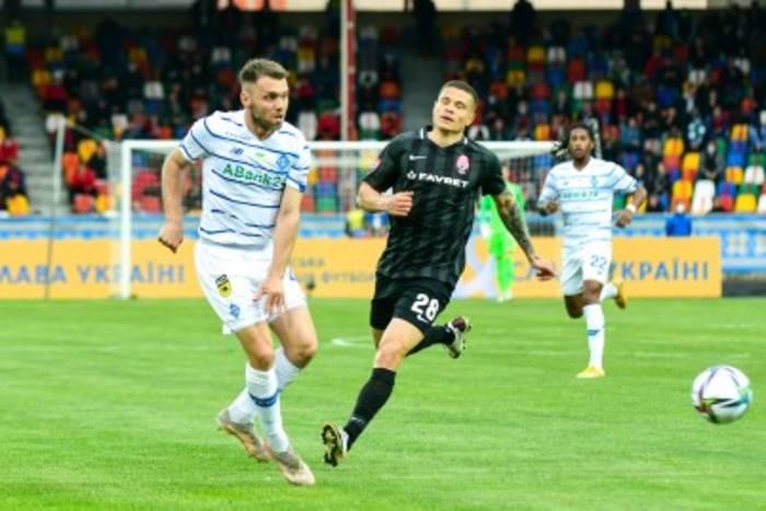 Динамо обыграло Зарю в финале Кубка Украины