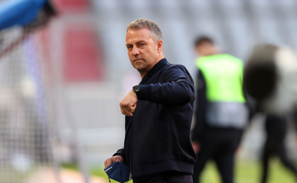 Тоттенхэм планирует перехватить Флика у сборной Германии