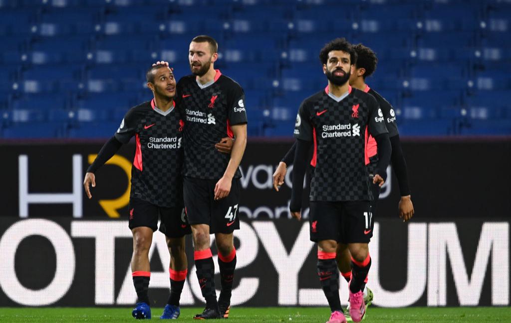 Ливерпуль разгромил Бернли и поднялся в зону Лиги чемпионов