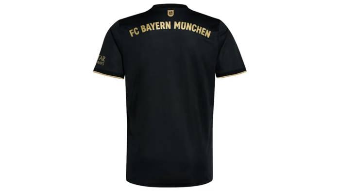 Бавария представила новую гостевую форму