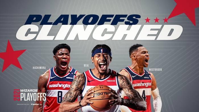 Вашингтон вышел в плей-офф НБА / twitter.com/WashWizards