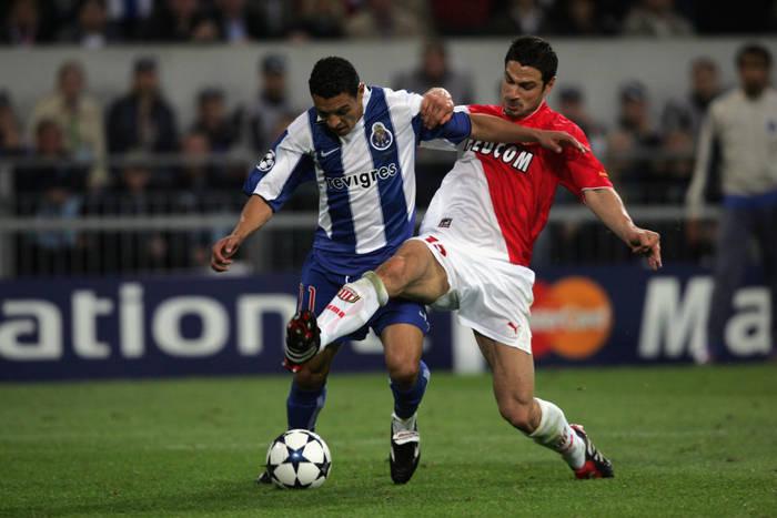 Монако проиграл Порту в финале ЛЧ-2003/04