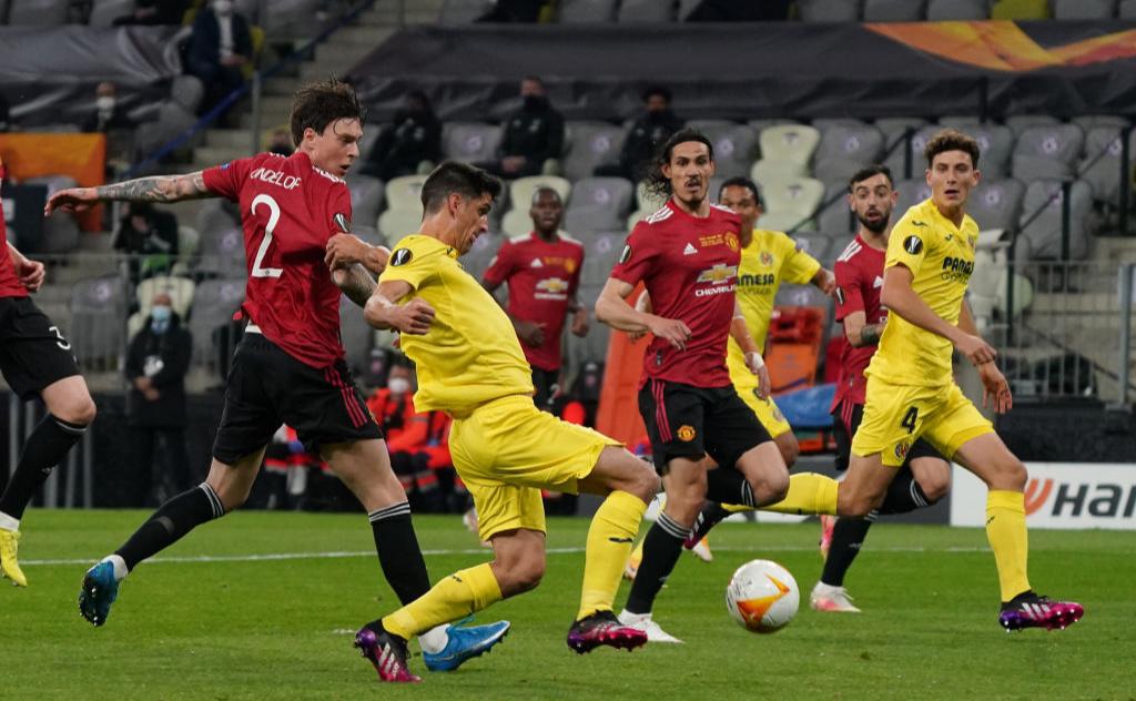 Вильярреал - Манчестер Юнайтед 1:1 (11:10 по пен.) видео голов и обзор финала Лиги Европы