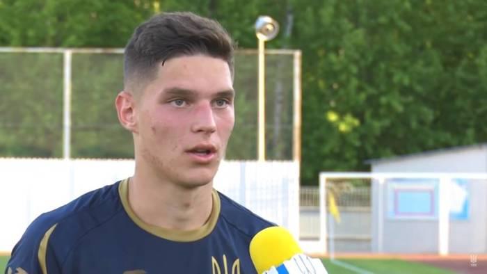 Шевченко: Все ребята, которые были на сборах, были достойны попасть в заявку на Евро