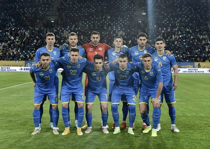 Украина обыграла Северную Ирландию