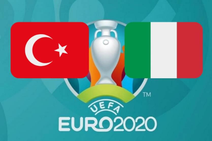 Турция - Италия: стартовые составы на матч открытия Евро 2020