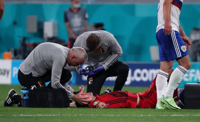 Тимоти Кастань получил травму в матче против России