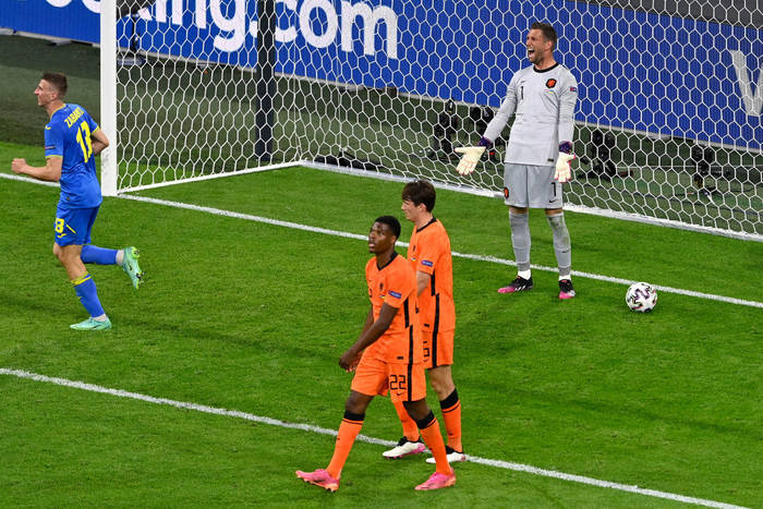Украина проиграла Нидерландам 2:3. Реакция Зеленского (ФОТО) 9