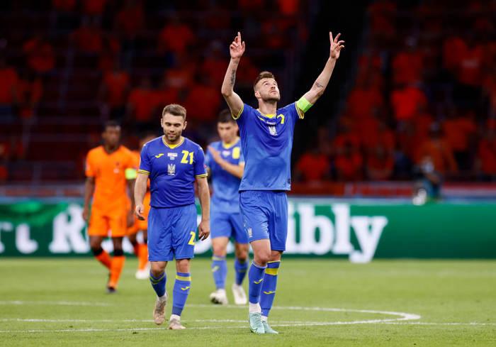 Украина проиграла Нидерландам 2:3. Реакция Зеленского (ФОТО) 5