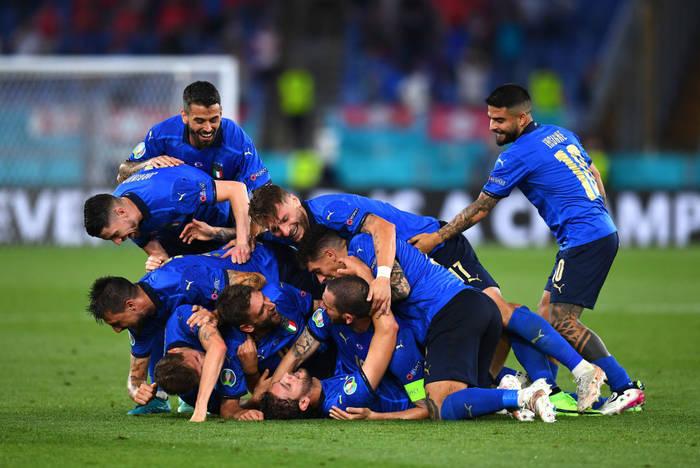 Италия разгромила Швейцарию на Евро-2020