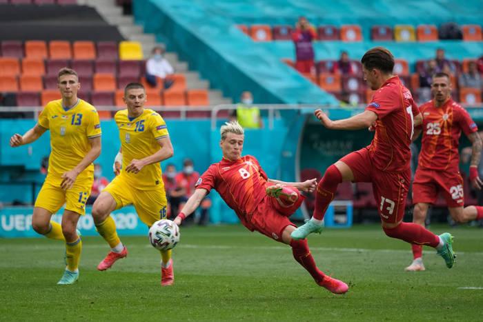 Езджан Алиоски забил в ворота Бущана