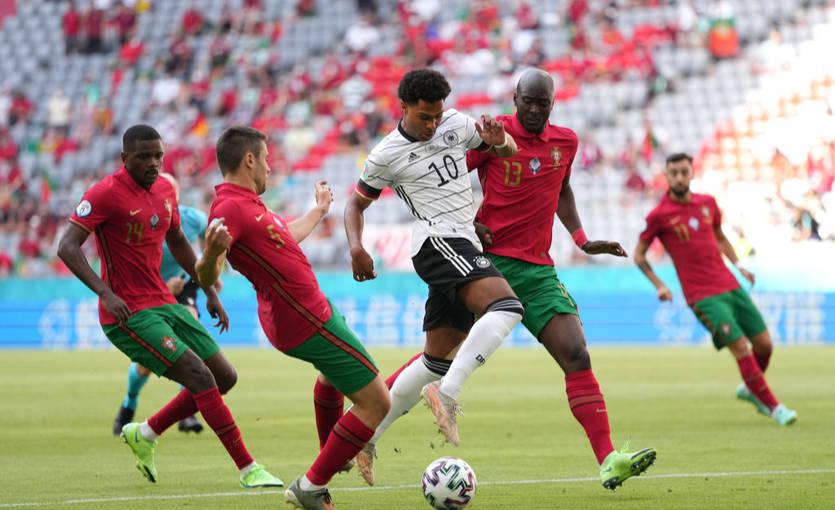 Германия обыграла Португалию и вышла на второе место в группе