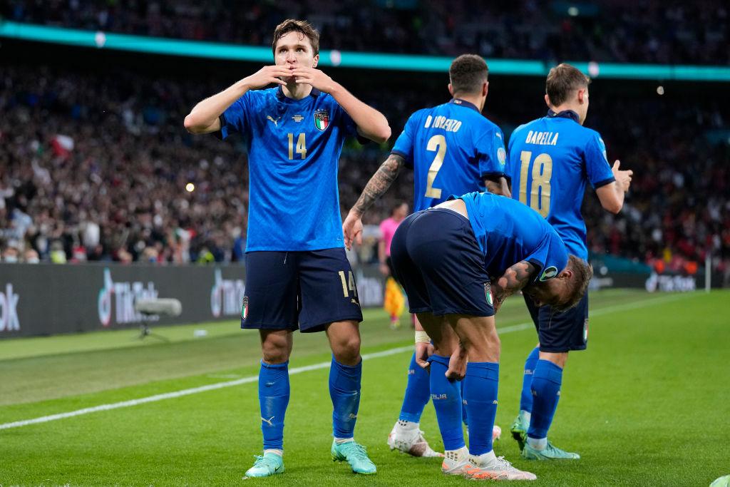 Италия - Испания 1:1 (4:2 по пен.) видео голов и серии пенальти матча Евро-2020
