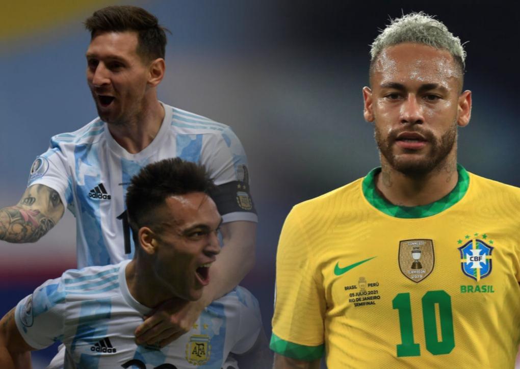 Аргентина - Бразилия: прогноз на финал Кубка Америки-2021