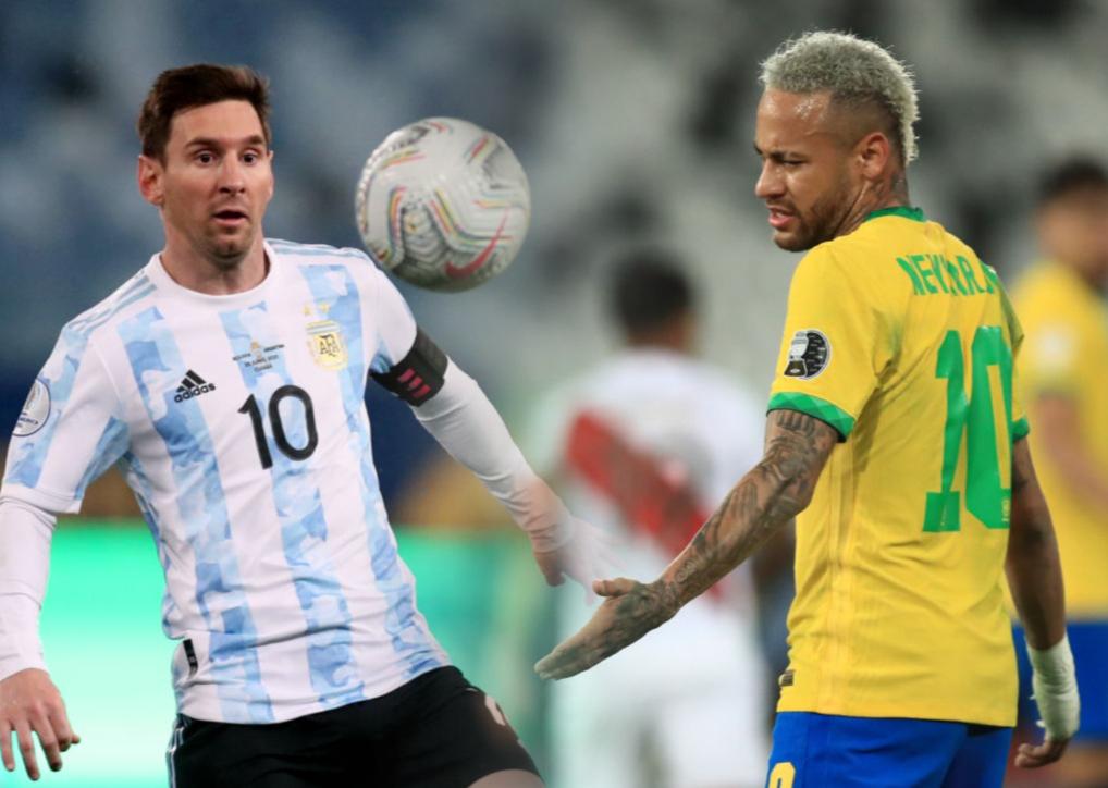Аргентина - Бразилия: где смотреть финал Кубка Америки-2021