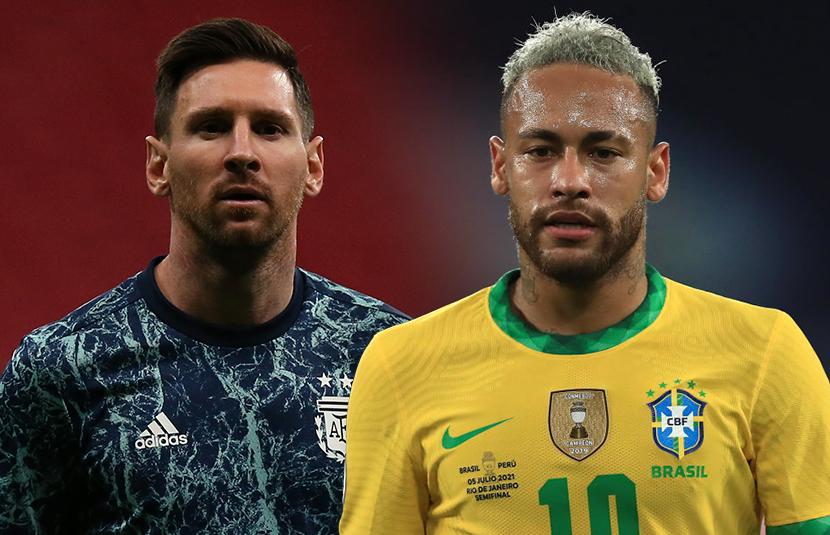 Аргентина - Бразилия: анонс финала Кубка Америки