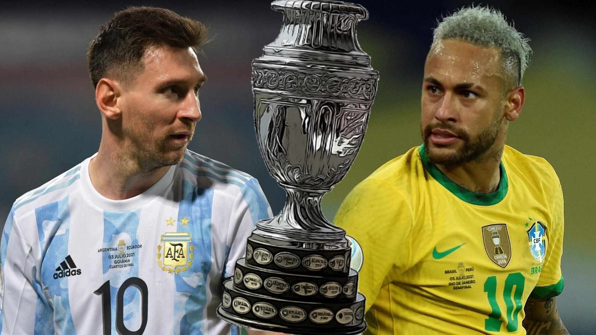Аргентина - Бразилия: как это было