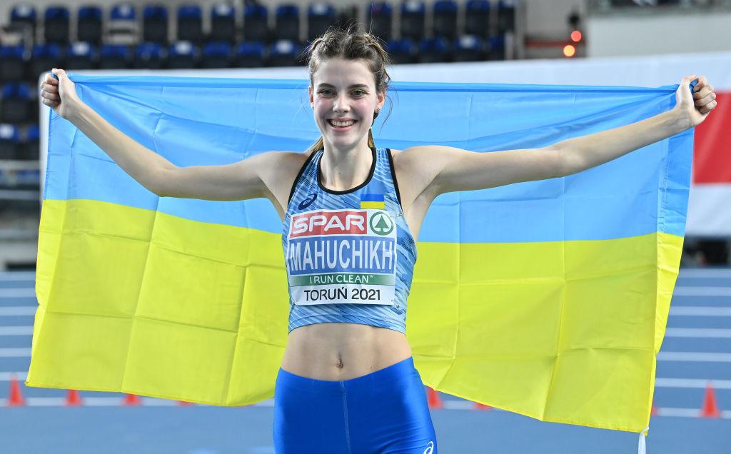 Магучих с рекордом выиграла чемпионат Европы U-23