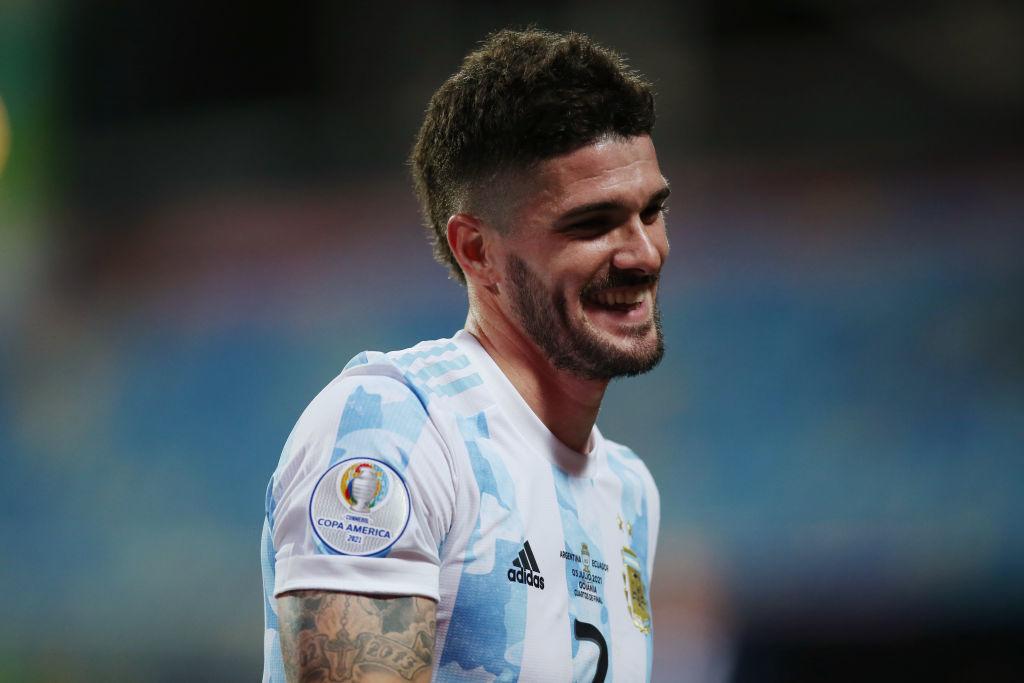 Герой финала Копа Америка стал игроком Атлетико Мадрид
