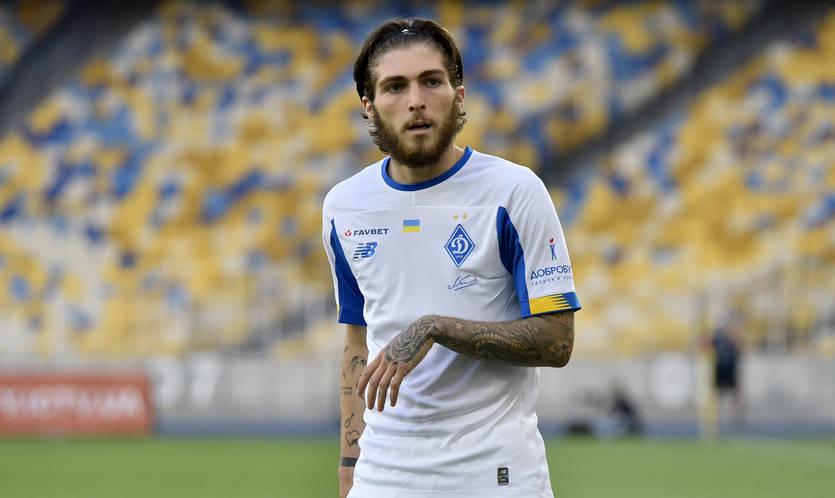 Цитаишвили, Смирный и еще десять игроков Динамо ушли в аренду в Черноморец