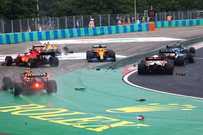 Авария на Гран-при Венгрии