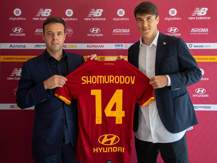 Эльдор Шомуродов