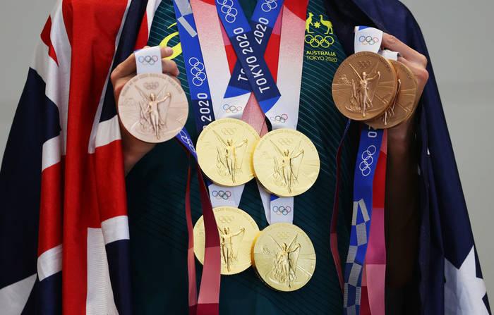 Эмма Маккеон завоевала 7 медалей в Токио