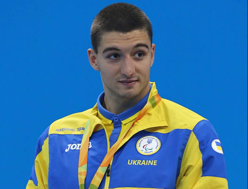 Крипак принес Украине серебро в плавании на Паралимпиаде - iSport.ua