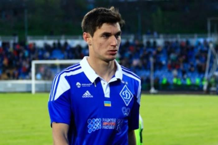 Роман ЯРемчук во времена выступлений за Динамо