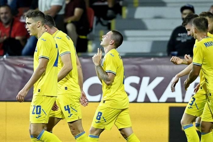 Виктор Корниенко забил гол в дебютном матче за сборную Украины