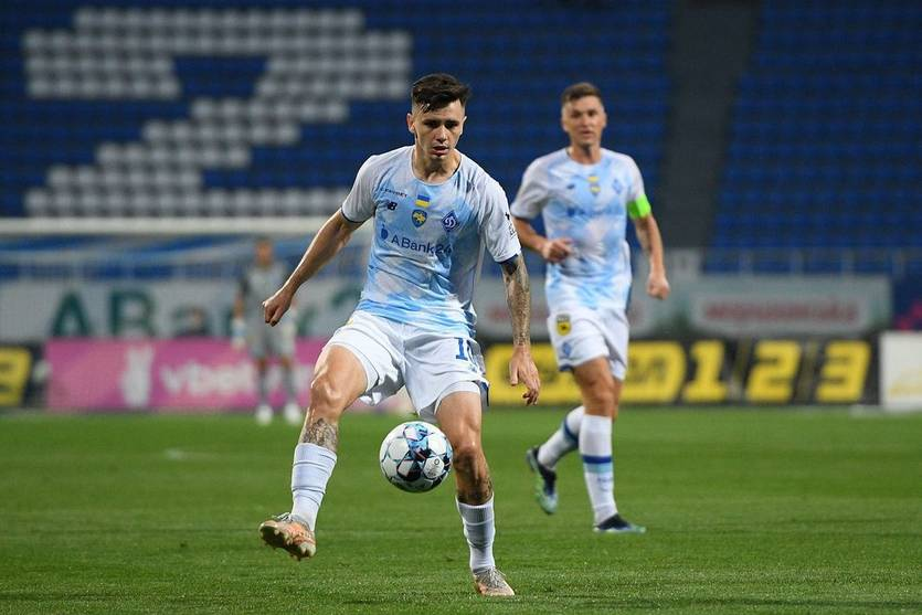 Динамо Киев - Бенфика: прогноз на матч Лиги чемпионов