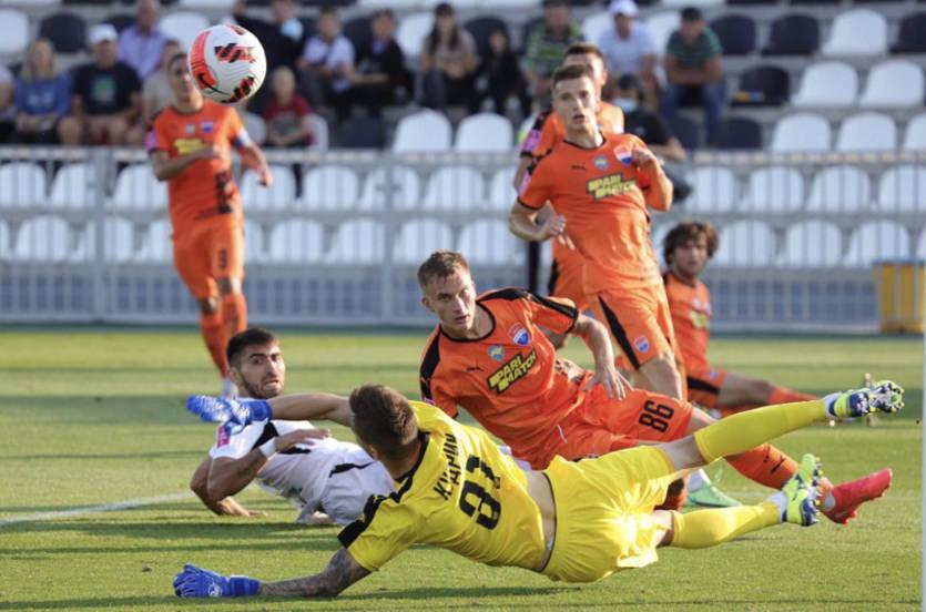 «Мариуполь» добыл первую победу в сезоне УПЛ