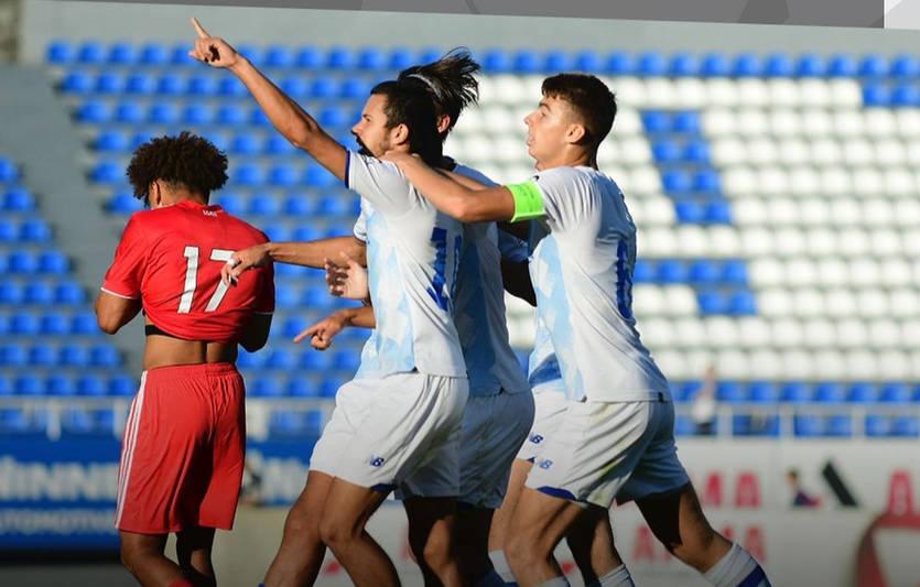 Динамо разгромило Бенфику в матче Юношеской лиги УЕФА