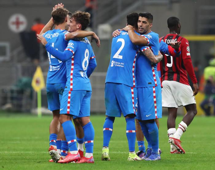 Атлетико вырвал победу у Милана