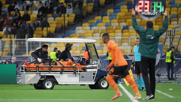 Лассина Траоре получил травму в матче с Интером