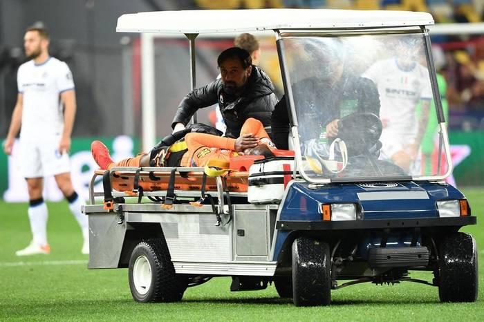 Лассина Траоре получил серьезную травму