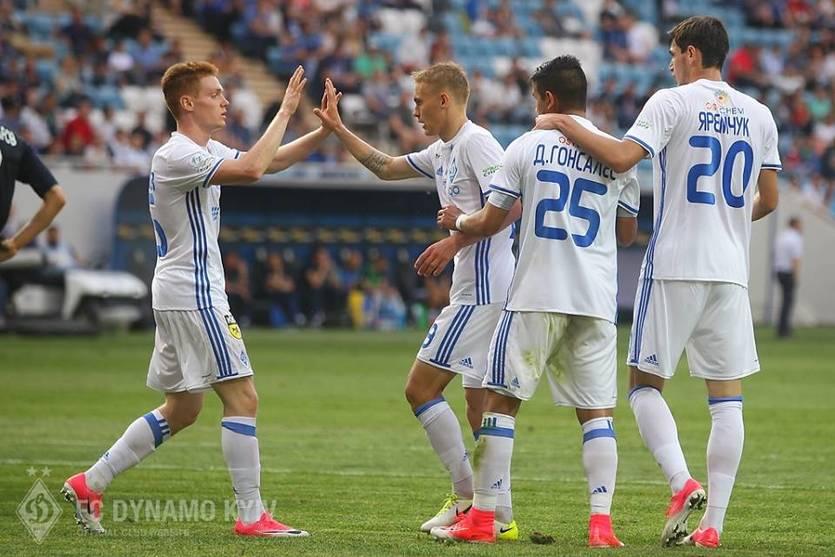 соперники динамо киев в лиге чемпионов
