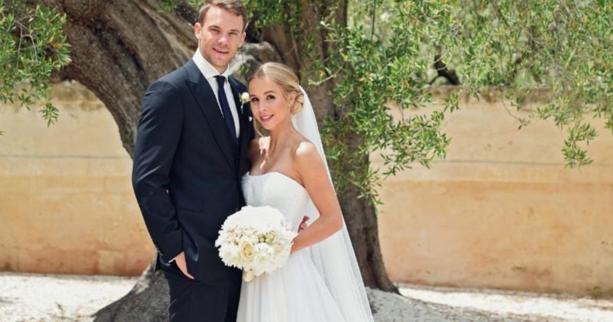 Мануэль нойер женился