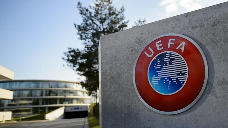 Таблица коэффициентов УЕФА: Украина обошла Шотландию
