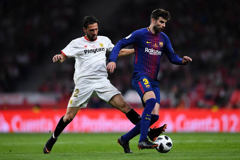 Барселона - Севилья: прогноз и ставки на матч Примеры 18 ...